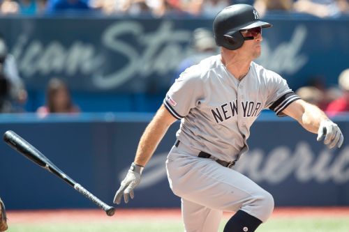 Why Yankees' Brett Gardner had to sit out again