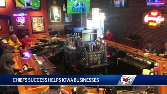 Chiefs Bar in Des Moines seeing success thanks to Chiefs on-field success