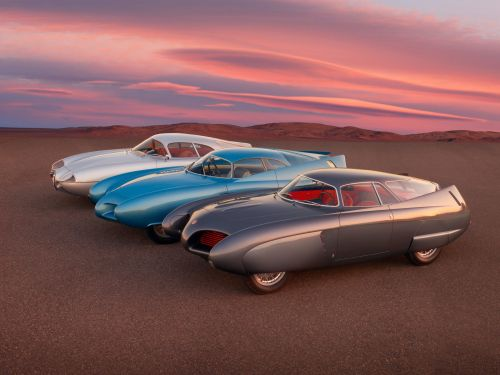 3 stunning 1950s-era concept cars have hit the market and are expected to rake in up to $20 million at auction