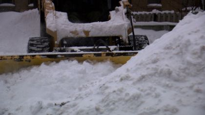 For Metro Plow & Tow Truck Drivers, Relentless Snow Is Boom, Bane