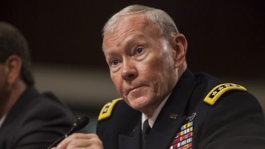 Former Joint Chiefs Chairman Condemns Trump's Threat To Use Military At Protests