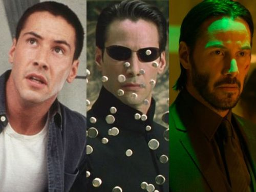 9 of Keanu Reeves' most iconic movie roles