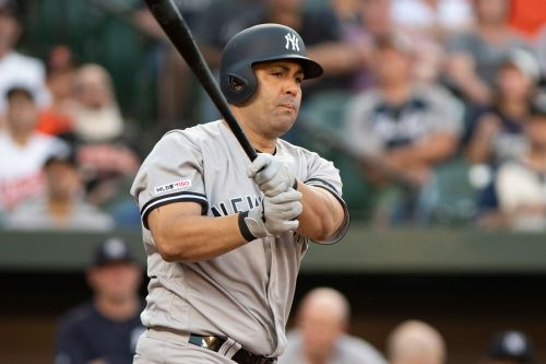 Kendrys Morales the latest Yankee to succumb to injury bug