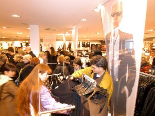 Karl Lagerfeld once worked with H&M to make fashion more approachable, but he said he was ultimately let down by the giant retailer