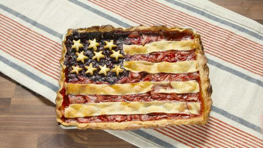 17 red, white and blue star-spangled desserts