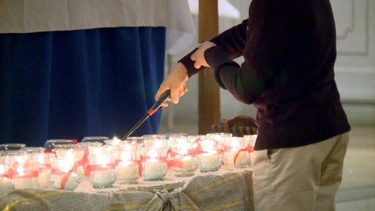 Interfaith service remembers victims of gun violence