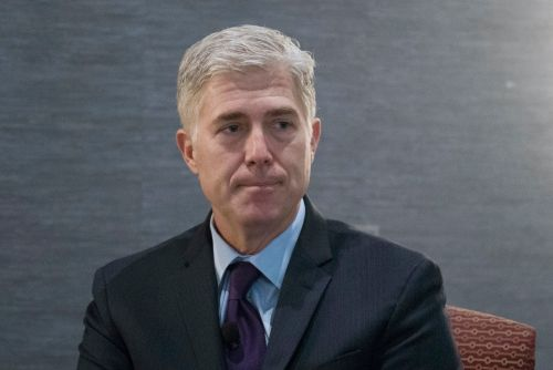 Gorsuch stands up for civil liberties and other commentary
