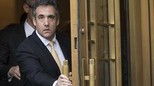 FBI Investigated Michael Cohen For Months Before Manhattan Raid