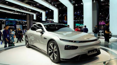 Chinese Tesla competitor brushes aside rising Washington-Beijing tensions, files for US IPO