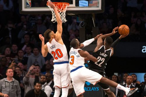 Knicks nipped by Nets thanks to LeVert's bucket in final second