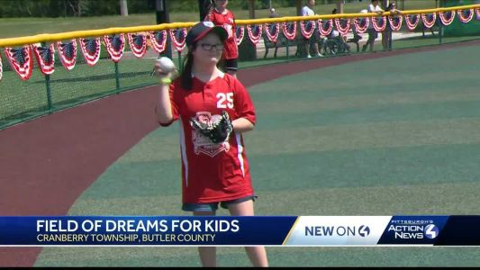 Miracle League teams up with Pirates for All-Star weekend