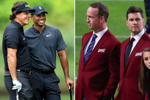 The Match golf tournament: How to watch and stream, player lineup, and more