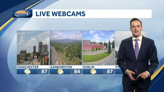 Watch: Very Hot Later This Week
