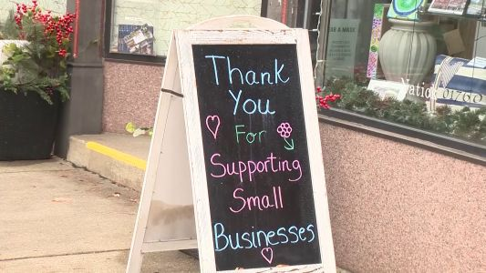 Holiday shopping could be crucial to survival of small businesses