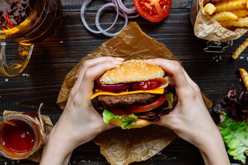 No, giving up burgers won't actually save the planet