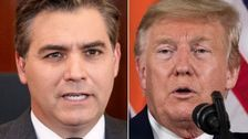 CNN's Jim Acosta Calls Out Donald Trump's 'Record On Delivering The Truth' To His Face