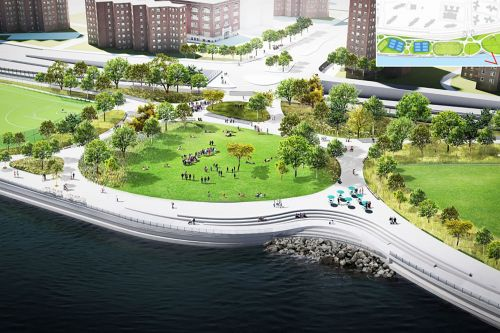 $1.4B East River Park redesign is too short to prevent floods: expert