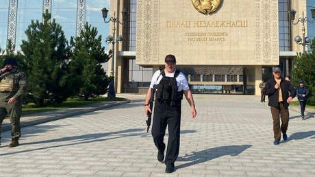 'US-backed coup plot' involving assassination of Belarusian president, other officials foiled by Minsk & Moscow