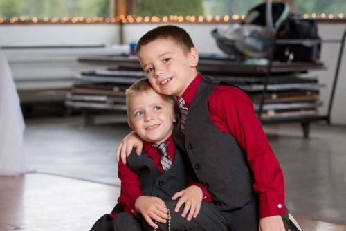 2 boys killed when vehicle swept away by flooding on trip to grandma's house