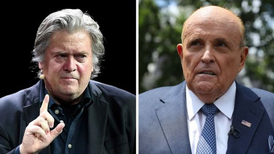 Analysis: Questionable 'N.Y. Post' Scoop Driven by Ex-Hannity Producer, Giuliani