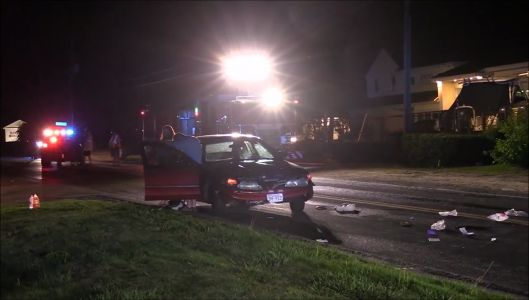 Woman struck by car on Cape Cod