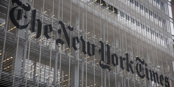 New York Times publisher says they were alerted that Trump administration couldn't be relied on to protect journalist on the verge of arrest in Egypt