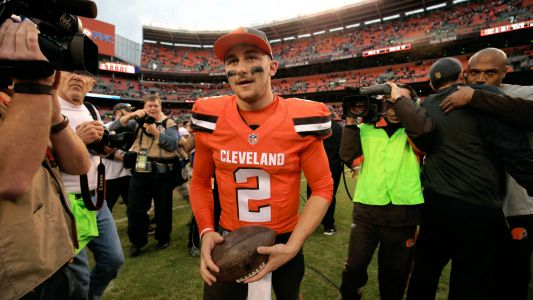 Johnny Manziel could see action in first AAF game