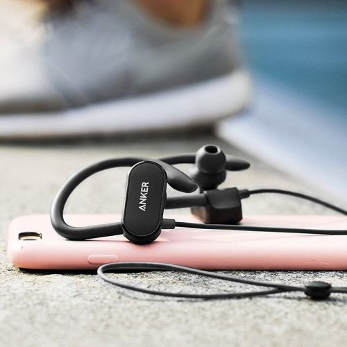 Workout with Anker's SoundBuds Curve Bluetooth Earbuds at a new low price