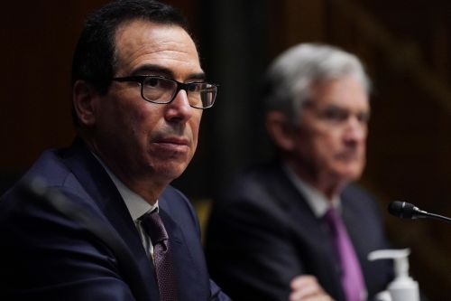 Federal deficit triples to $3.1T, Treasury data shows