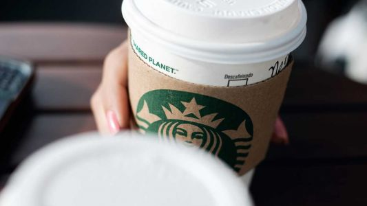 Get a FREE coffee with Starbucks' 2-for-1 deal Thursday