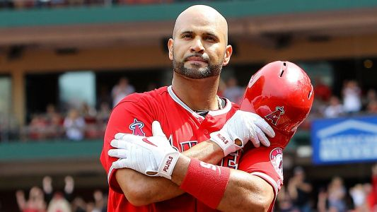Former MLB exec says Albert Pujols has been lying about his age
