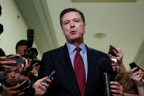 Ex-FBI Director Comey to testify to U.S. Senate on Russia probe
