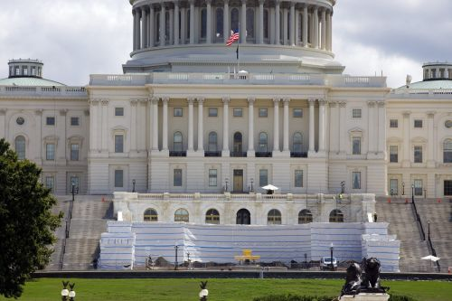 Work already underway in D.C. for inauguration of next president