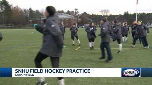 SNHU Field Hockey set for their 1st NCAA Tournament game