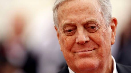 One of world's richest people US billionaire David Koch dies at 79