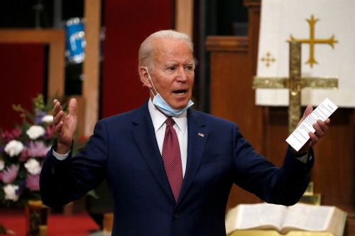 Joe Biden says 10-15 percent of Americans are 'just not very good people'