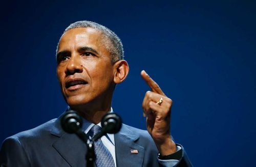 Obama says presidents shouldn't watch TV or read social media