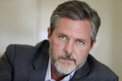 Jerry Falwell Jr. sues Liberty University, saying school damaged his reputation
