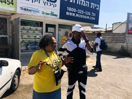 """How a Black Evangelical Denomination was Duped into """"Blessing"""" Israel"""
