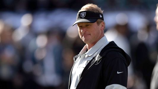 Revisiting Jon Gruden's rare NFL coach trade from the Raiders to the Buccaneers