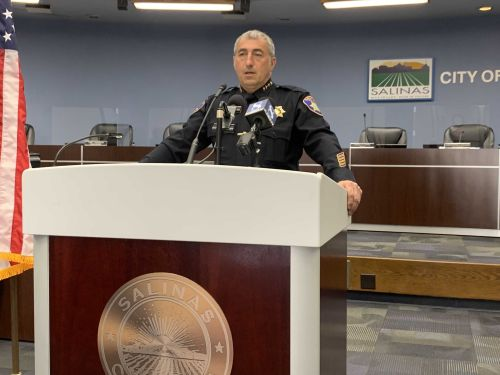 New police chief announced for the City of Salinas