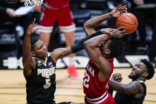 Edey, No. 23 Purdue beat Indiana for 9th straight time