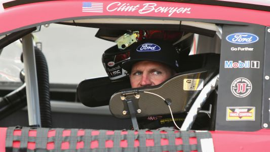 Clint Bowyer, Ryan Newman exchange punches, barbs immediately following All-Star Race
