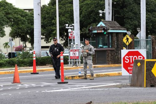 Pearl Harbor shooting: Officials hunt for motive in deadly spree