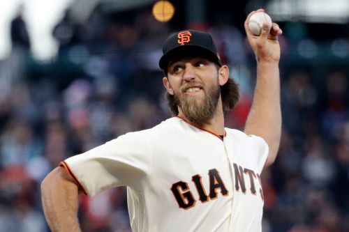 Brewers emerge as front-runners for Madison Bumgarner