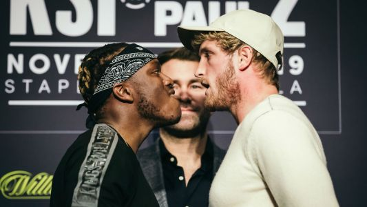 Logan Paul vs. KSI 2: How to watch the YouTubers fight on Xbox, PS4, Apple TV & more