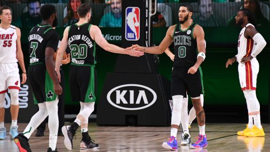 Celtics players stepped their game up in Game 5, and so did Brad Stevens