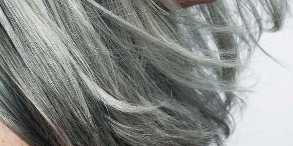 This is what actually causes your hair to go gray