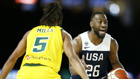 FIBA World Cup 2019: Australia tops Team USA in exhibition to give U.S. first loss in 13 years