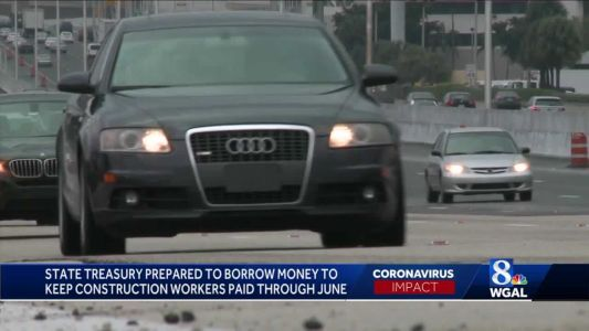 Pa. taking out loan to keep paying for road construction, repairs